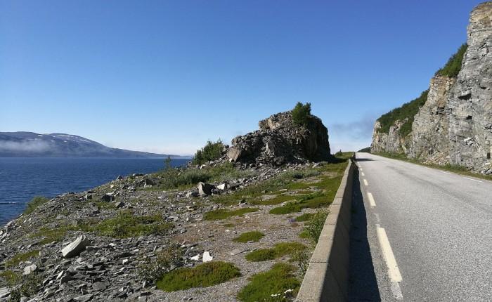 Nordkappista Hammerfestiin